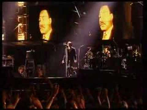 U2 Pride (In The Name Of Love) Live From ZooTV Sydney