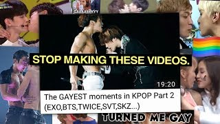 The Hardest Part About Being a Gay K-Pop Fan