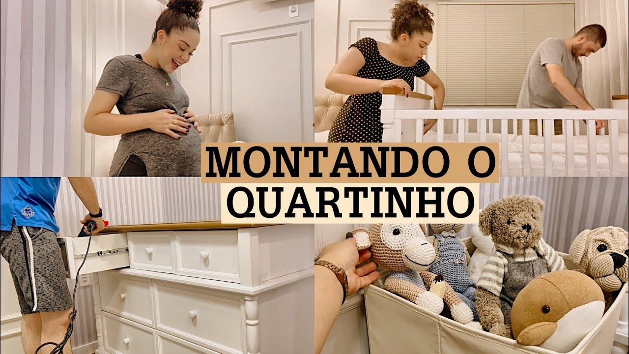 Download VLOG: Os móveis chegaram e montamos o quartinho do bebê! ✨👶🏻