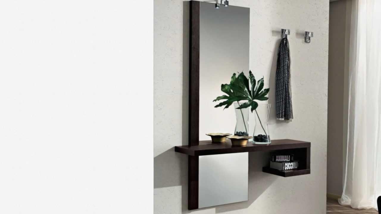 Specchio Per Ingresso Moderno | Lune Design - \'tzeno ...