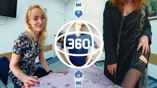 ТВОЯ ДЕВУШКА! ЧАСТЬ 2 • Ролевая игра в виртуальной реальности • 360 VR Video + ASMR (#VRKINGS)