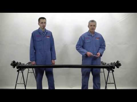 Trailer Canada - How to Measure Torsion Axle