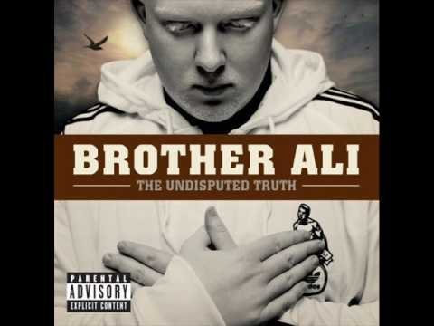 Brother Ali - Self Taught