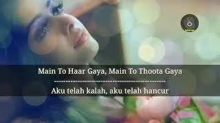 Lagu India Sedih Terebina Lirik dan Terjemahan Versi Terbaru  Full Lagu Terbaik Populer