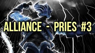 Alliance vs PRIES Dota 2 Highlights Champion League Game 3 (voice bug)