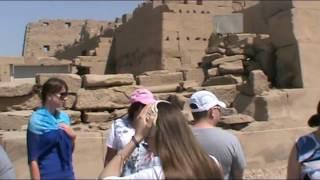 Египет.Карнак. Храм Хатшепсут 2014