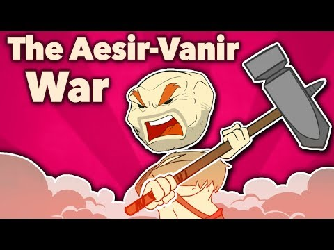 The Aesir-Vanir War - Extra Mythology