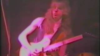 RARE Tuff Luck Web of Life / Dave Scott Guitar Solo