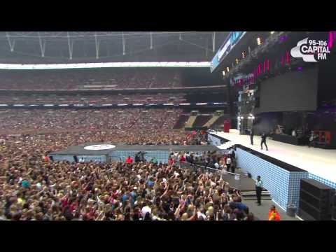 The Wanted - I Found You Summertime Ball 2013 HD