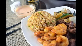 How to Make Hibachi Dinner at Home - Yum Yum Sauce Too!