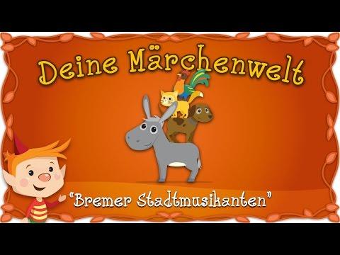Sämtliche Märchen der Gebrüder Grimm: 200 Kinder- und Hausmärchen YouTube Hörbuch Trailer auf Deutsch