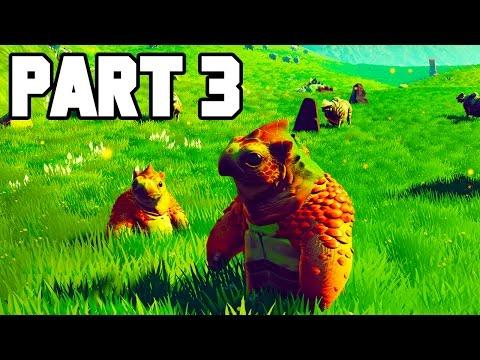 No Man's Sky Gameplay Walkthrough Part 3 - FULL GAME PS4 GAMEPLAY (1080p 60fps)