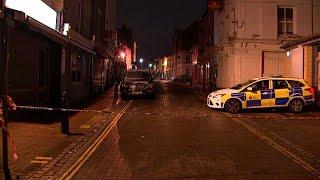 Car rams into revellers in Gravesend nightclub