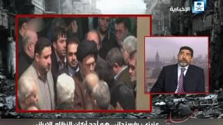 عزيزي: رفسنجاني كان أحد أركان النظام الإيراني وتقلصت نفوذه عام 97م