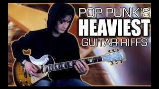 Pop Punk's Heaviest Guitar Riffs w/ Tabs