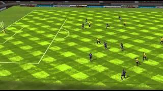 FIFA 14 Android - Burton Albion VS Bristol Rovers