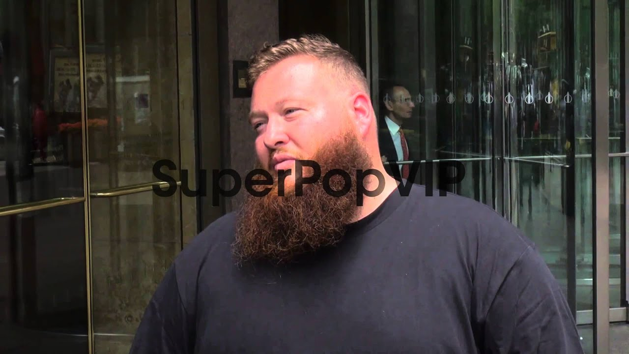 Action Bronson Hairstyle