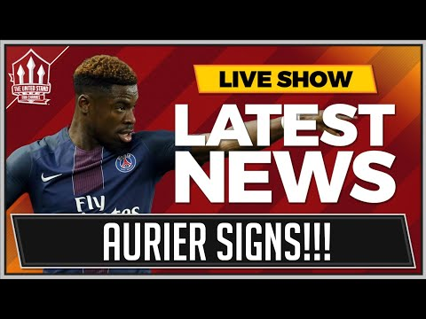 MANCHESTER UNITED Agree Serge AURIER Deal? Danny ROSE Next!