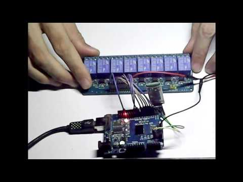 ArduDroid: Simple Bluetooth control for Arduino and