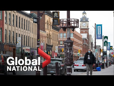 Global National: April 27, 2020 | Canadian provinces begin unveiling plans for reopening economy