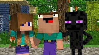 Noob and Brothers: Season 1 - Minecraft Animation TV