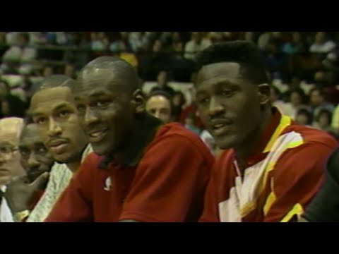 All-Access Dominique Wilkins | 1988 Dunk Contest