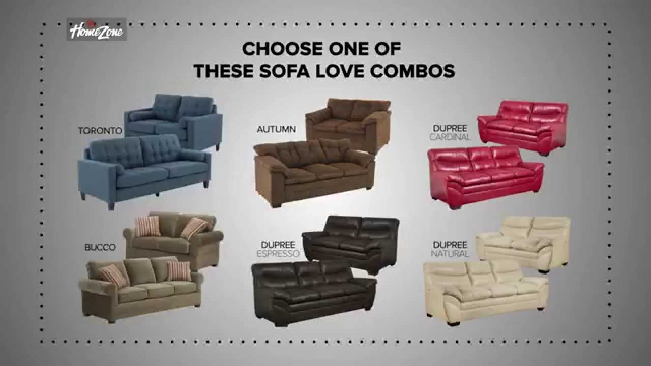 Home Zone Sofa 19 Pieces For 1999