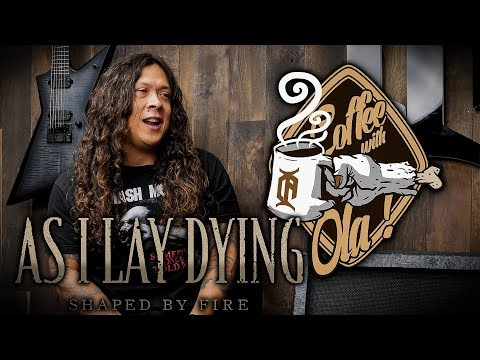 COFFEE WITH OLA - Nick Hipa Of AS I LAY DYING