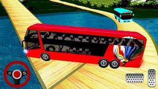 غير ممكن حافلة ألعاب #1 : مخادع قيادة - العاب حافلة مستحيلة - العاب سيارات - ألعاب أندرويد