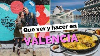 10 Cosas Que Ver y Hacer en Valencia, España Guía Turística