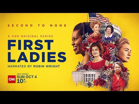 "Promo: CNN Original Series ""First Ladies"""