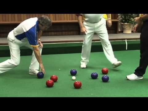 Marking a bowls game