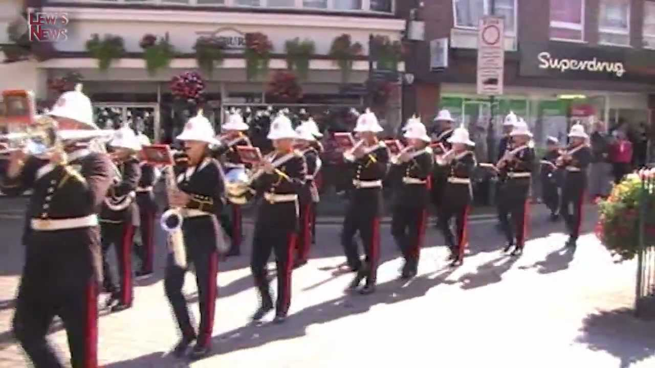 high youtube the bands watch huntington royal school of battle