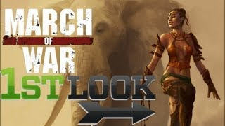 March of War - First Look