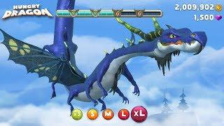 Hungry Dragon New GOLDHEIST Dragon Gameplay - Ep17