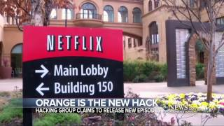 Netflix allegedly hit by 'The Dark Overlord' hackers