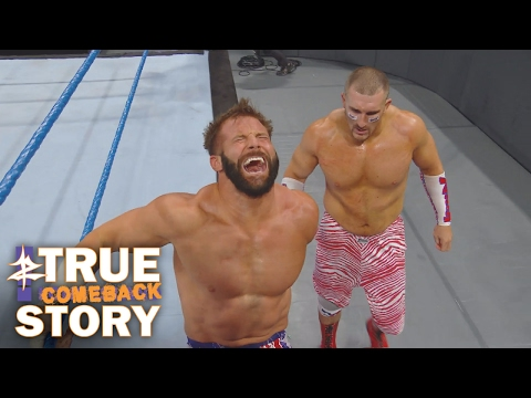 Thumbnail: Zack Ryder battles with life after injury: Z! True Comeback Story