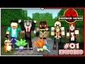 Minecraft PokÉmon Safari #01 - Que Comecem Os Duelos E Apostas [pixelmon] video