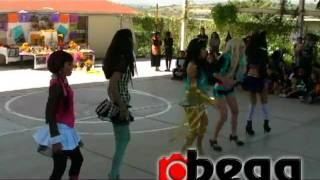Monster High Fright Song colegialas del COBAEM 08 Tehuixtla Morelos por Video bega muertos