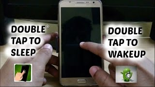 How To Double Tap To Sleep/ Wakeup Any Android Device (NO ROOT) | Tech Portal