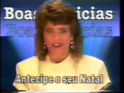 Intervalo Rede Manchete - Jornal da Manchete, Edição da Tarde - 17/12/1988 (9/22)