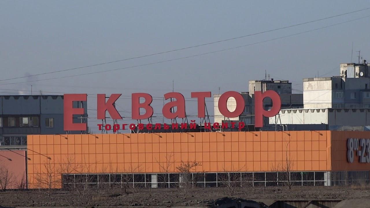 В Харькове у ТЦ