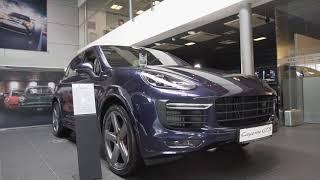 Porsche Cayenn GTS