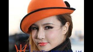 Женские Фетровые Шляпы - 2017 - Мода - Стиль / Felt Hats for Women(Женские фетровые шляпы зарекомендовали себя, как эффектные, элегантные головные уборы. Поэтому дамы с вели..., 2015-12-20T20:40:06.000Z)