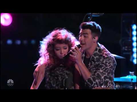 DNCE Live The Voice Toothbrush/Cake By The Ocean