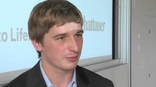 GMDS-Tagung 2015 Krefeld – Interview Fabian Sailer Organisation GMDS Science Slam