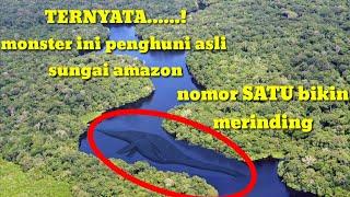 Download Video Ternyata monster ini yang menghuni sungai amazon MP3 3GP MP4