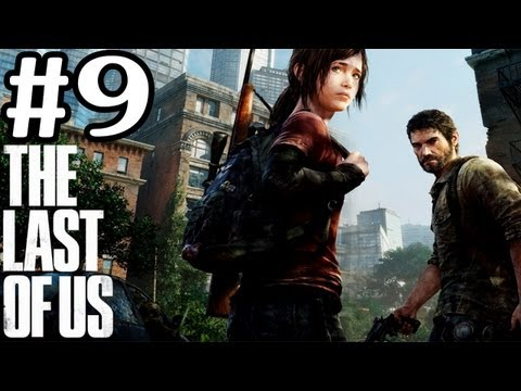 The Last of Us - Part 9 - Casualty (PS3) (Walkthrough) [HD]