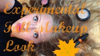 Experimental Fall Makeup Look! Thumbnail