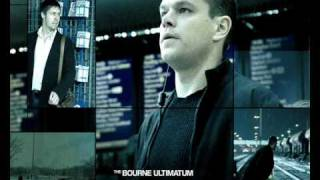 John Powell - The Bourne Ultimatum (Instrumental) Soundtrack - End Credits
